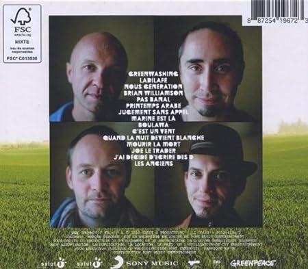 LADILAF GRATUIT ALBUM TRYO TÉLÉCHARGER
