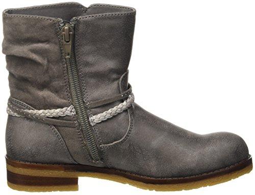 BATA 3912261, Zapatillas Altas para Niñas Grigio (Grigio)