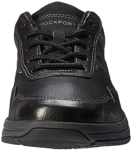 Rockport Mens Edmund Fashion Sneaker Nero