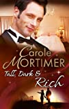 Front cover for the book A Yuletide Seduction by Carole Mortimer