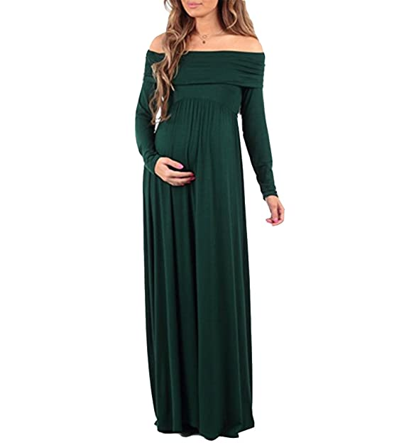 Vestido de Maternidad de La Envoltura de la Fotografía Elegante Vestido de Las Mujeres embarazadas Vestido