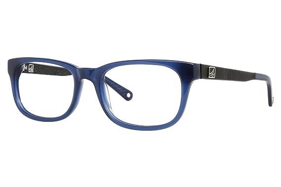 6b7e5dd2bb66b Montures de lunettes Top-Sider Harwich - Monture TRANS BLUE