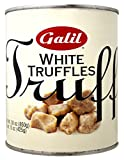 Galil White Mushroom Truffles, Net wt. 30 Ounce Can