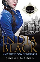 India Black and The Widow of Windsor: A Madam of Espionage Mystery
