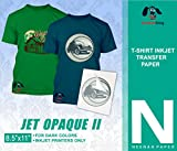 #9: JET-OPAQUE II HEAT TRANSFER PAPER 8.5 X 11
