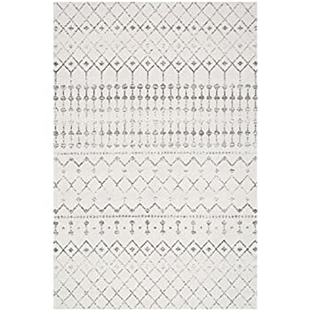 Amazon Com Nuloom 5 X 7 5 Quot Blythe Rug In Gray Home