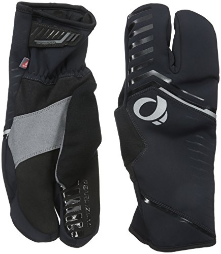 Pearl Izumi - Ride 14341508021 Pro AMFIB Lobster Gloves, Medium, Black (Pearl Izumi Women Cycling Gloves)