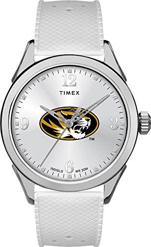 Timex Missouri Tigers Mizzou Ladies Silcone Athena Watch