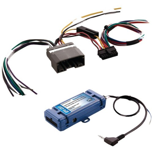 PAC RP4-CH11 All-in-one Radio Replacement and Steering Wheel Control Interface (For select Chrysler vehicles with CAN Bus)-by-PAC