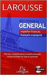Diccionario General español-francés / français-espagnol