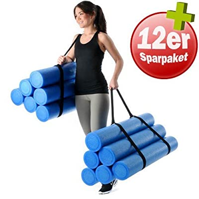 KAWANYO 90 cm rouleau de pilates yoga gymnastique fitness roller