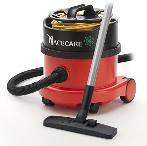 NaceCare 900778 PSP200 Canister Vacuum with AH1 Kit, 2.5 gal