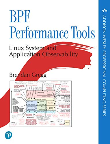 BPF Performance Tools (Addison-Wesley Professional Computing Series) (Performance Software)