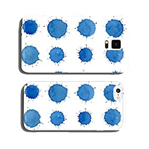 Beautiful watercolor design elements. Vector illustration cell phone cover case iPhone6 Plus