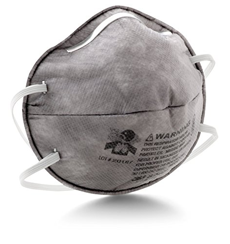MMM8247 - R95 Particulate Respirator with Nuisance-Level Organic Vapor Relief