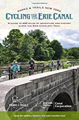 An indispensable resource for dedicated cyclists planning to bike across the state or the casual rider looking to take the family out for a couple of hours. Great for walkers, boaters, and auto travelers, too.The Erie Canalway Trail is a cycl...