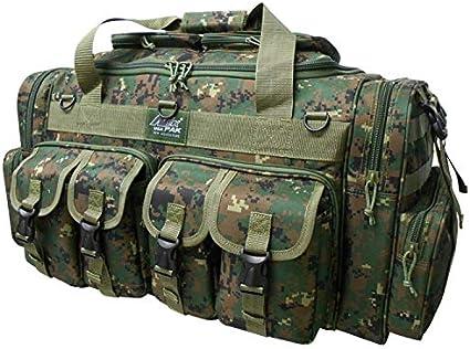 "Men Large 30/"" Duffel Duffle Military Molle Tactical Travel Handbag Shoulder Bag"