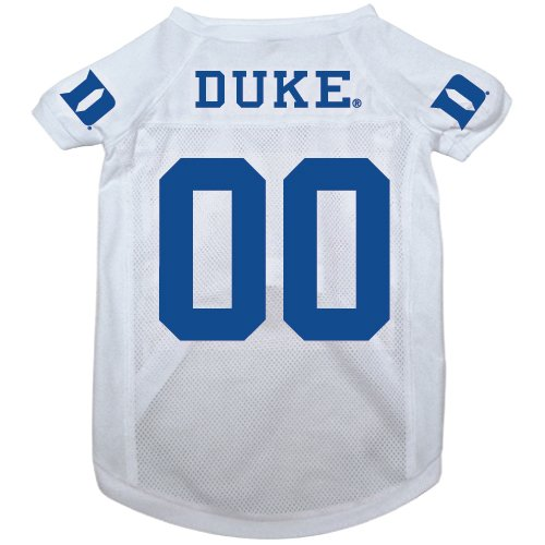 NCAA Duke Blue Devils Pet Jersey,  Medium