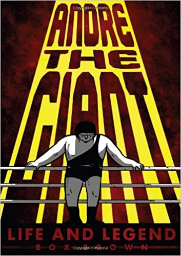 Image result for andre the giant box brown