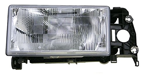 Headlight Headlamp Driver Side Left LH for Volvo 740 940 ()