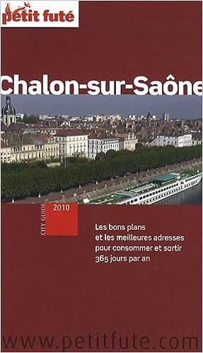 Lire Petit Futé Chalon-sur-Saône pdf, epub