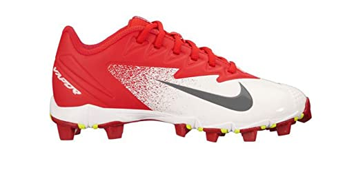 1824b5ed0dc47 Nike Boys  Vapor Ultrafly Keystone BG Tacos de béisbol  Amazon.es ...