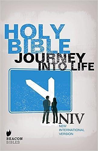 NIV Journey Into Life Beacon Bible (Niv Bible) by New International Version (19-Jan-2012)
