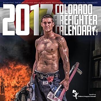 2017 Colorado Firefighter Calendar