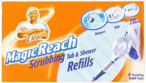 32 Count Mr Clean Magic Reach Scrubbing Tub And Shower