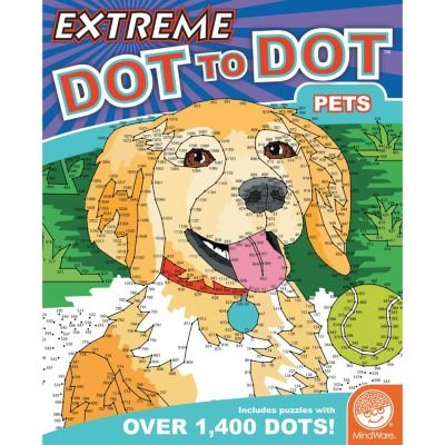 Price comparison product image Extreme Dot to Dot: Pets