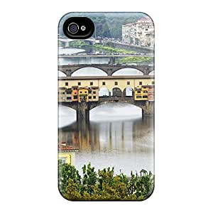 First-class Cases Covers For Iphone 6 Dual Protection Covers Arno River In Florence