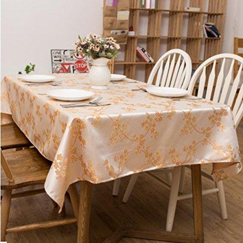 VULK Homes - Mantel de mesa redonda para reuniones familiares ...