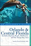 Orlando and Central Florida, Sandra Friend and Kathy Wolf, 0881508136