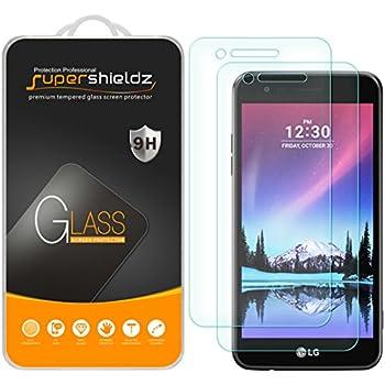 lg rebel 2 lte case. [2-pack] supershieldz for lg fortune / \ lg rebel 2 lte case