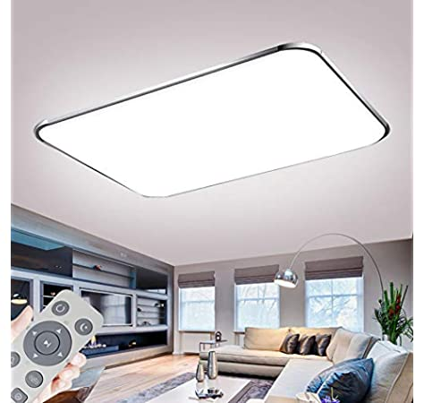 LED Lampe Deckenleuchte Deckenlampe Badleuchte Dimmbar Schlafzimmer Wohnzimmer N