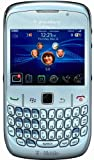 Blackberry Curve 8520 Gemini SmartPhone Unlocked with 2 MP Camera, Bluetooth, Wi-Fi, E-mail-- International Version with No Warranty (Frost Blue)