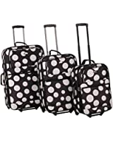 American Flyer Tokyo 3-Piece Luggage Set
