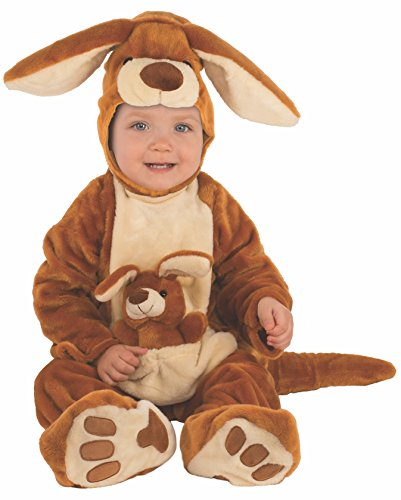 Rubie's Costume Kangaroo Baby, Multicolor, Infant