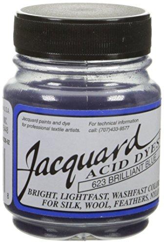 Jacquard Acid Dyes 1/2 Ounce-Brilliant ()