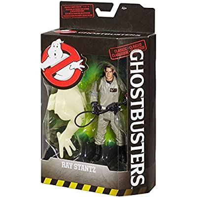Mattel Ghostbusters Ray Stantz Action Figure 6 Inches: Toys & Games