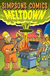 Simpsons Comics Meltdown (Simpsons Comic Compilations)