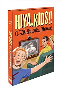Hiya Kids! A 50's Saturday Morning Box