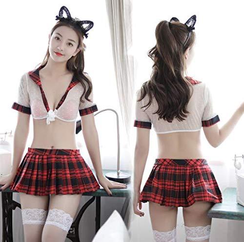 xiaojing Lencería Sexy De Las Mujeres Porno Estudiante ...