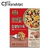 [5packs] CJ Beksul Sweet and Sour pork 340g / instant food kit / korean food / fast cooked