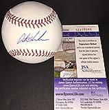 Austin Meadows Pittsburgh Pirates Autographed Signed MLB Baseball JSA SIGNATURE DEBUT COA