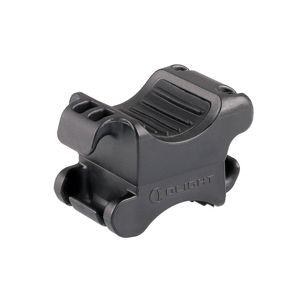 Olight FB-1 Attacco per Torce Montaggio su Manubrio Bicicletta Diametro Compatibile variata da 10 a 35mm