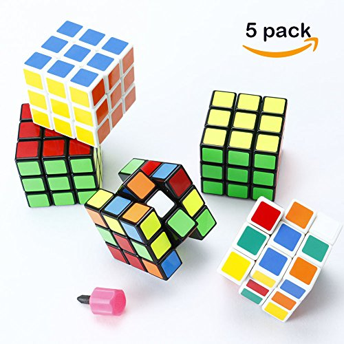 5pack (Rubiks Cube Costume)