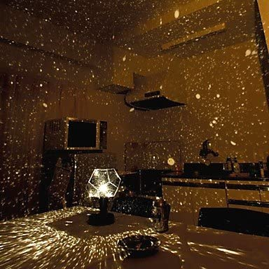 TTAYuan DIY Proyector de Estrellas Nocturno: Amazon.es: Iluminación