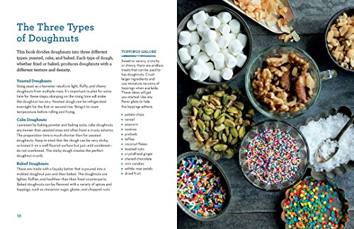 The Doughnut Cookbook Easy Recipes For Baked And Fried Import It