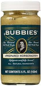 Bubbies, Horseradish, Prepared, 5 oz